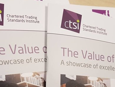 The Value of Trading Standards - A showcase of excellence, innovation and best practice