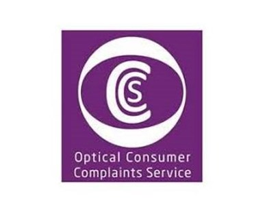 Optical Consumer Complaints Service - OCCS