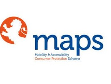 Mobility & Accessibility Consumer Protection Scheme - maps