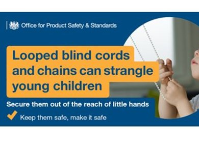Blind cords campaign
