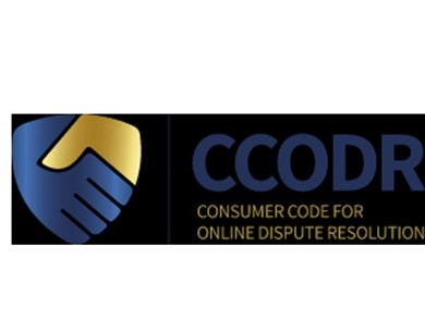Consumer Code for Online Dispute Resolution (CCODR)
