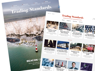 Journal of Trading Standards